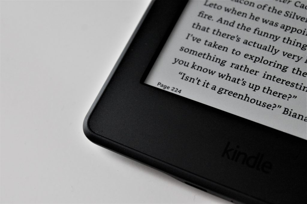 kindle ebook_timeline